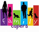Family Capers Magazine logo
