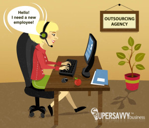outsourcing team members