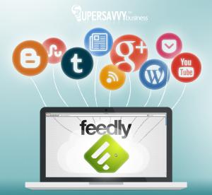 Feedly news aggregator